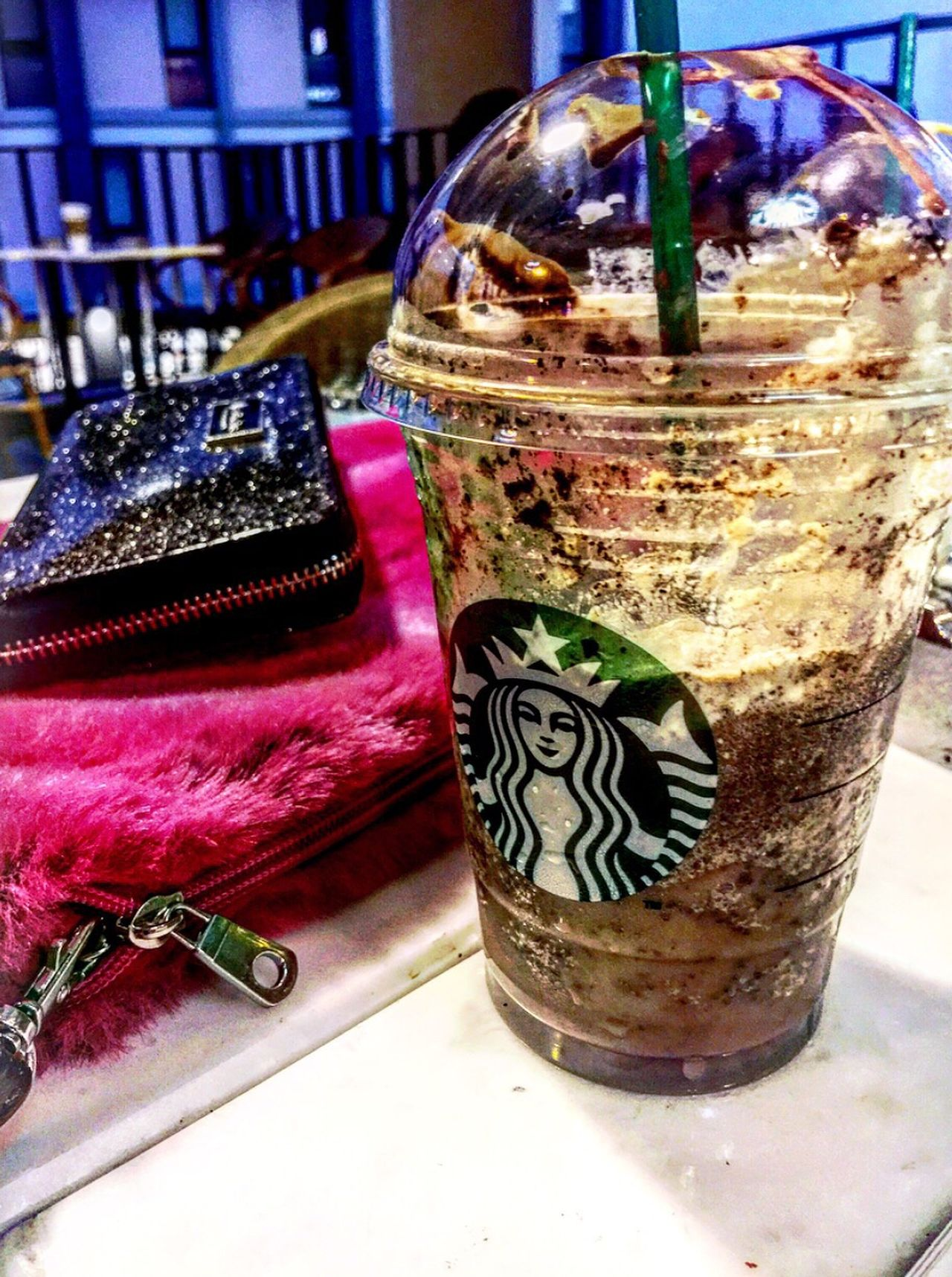 Javachip  Case Pink Bag Coffee Starbucks Chocolate Sunny Yummy