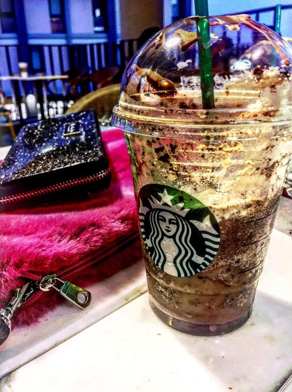 Javachip  Case Pink Bag Coffee Starbucks Chocolate Sunny Yummy