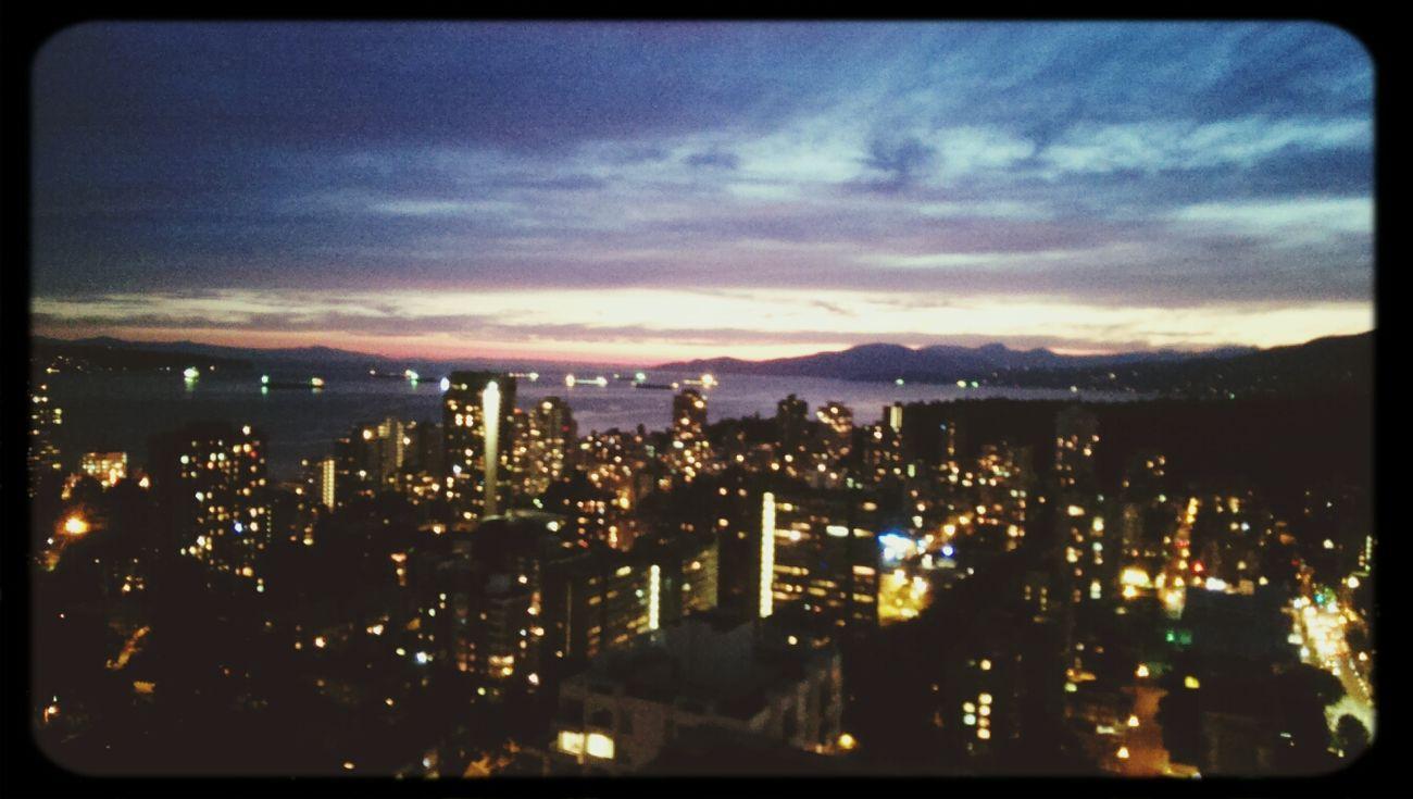 Canada Vancouver Empire Landmark