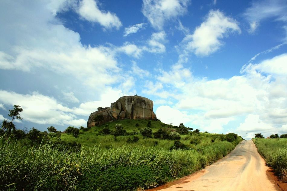 Beautiful stock photos of africa, Angola, Beauty In Nature, Cloudy, Diminishing Perspective