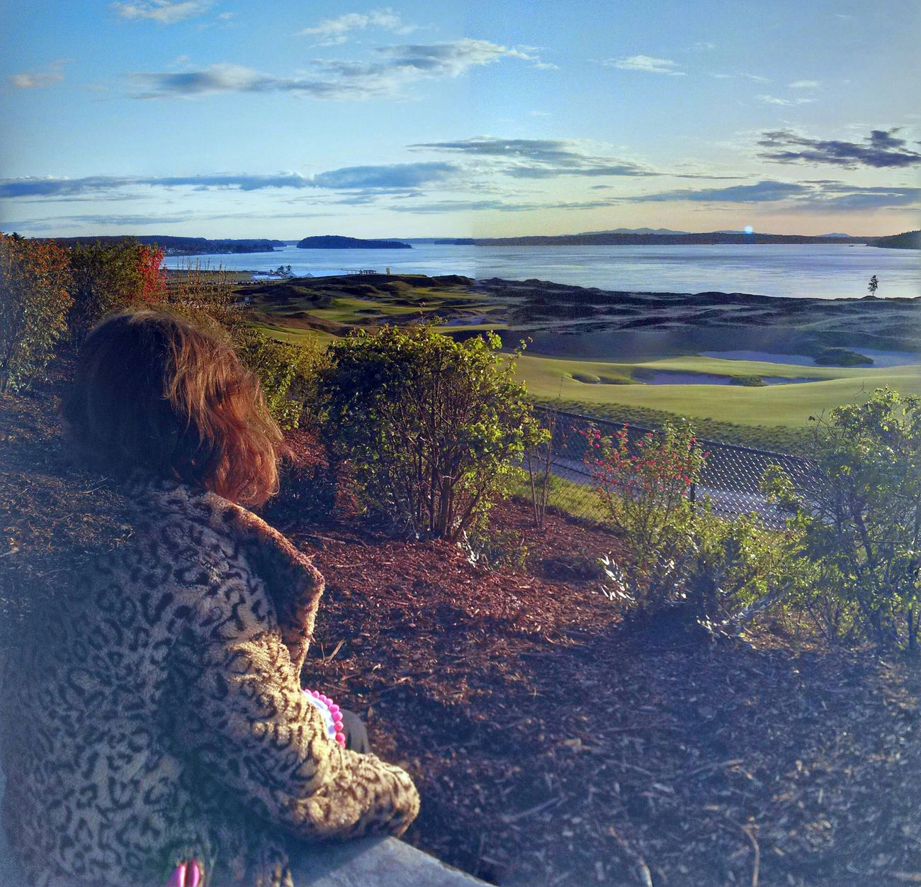 Taking in the view... Chambersbay Herview Weloveithere Tacoma PNW