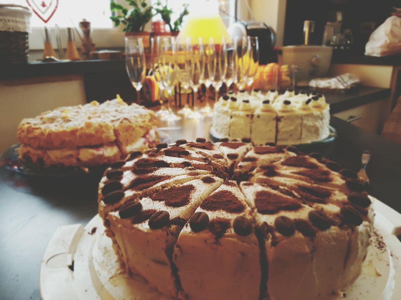 Cake Family Time Tasty