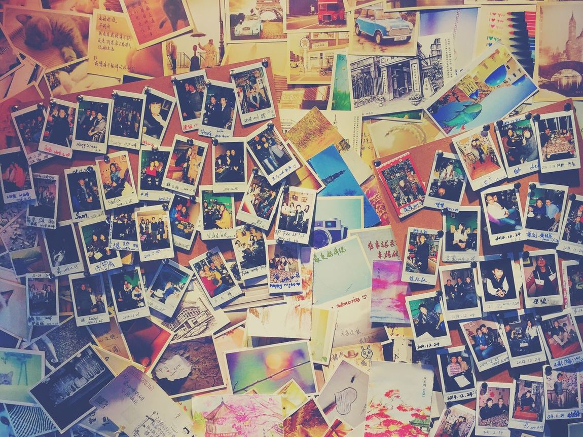 Pictures On The Wall Wall Cafe IPhoneography Iphoneonly Iphone6 Decoration