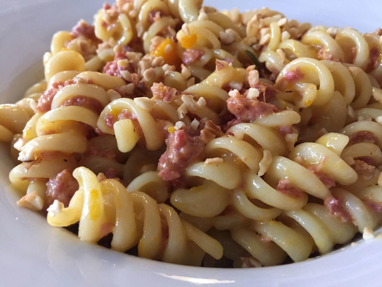 Dish Food Porn Fusilli Pasta Pastaporn Primi Primo Piatto Restaurant Ristorante
