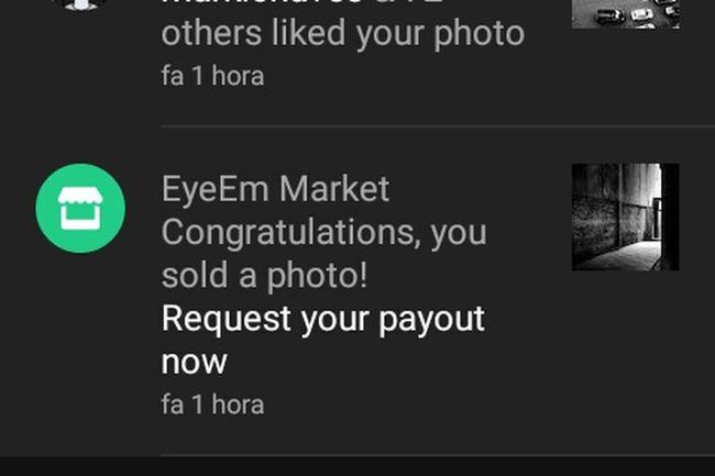 Sold Photo On Eyeem Market Yeah! :-)