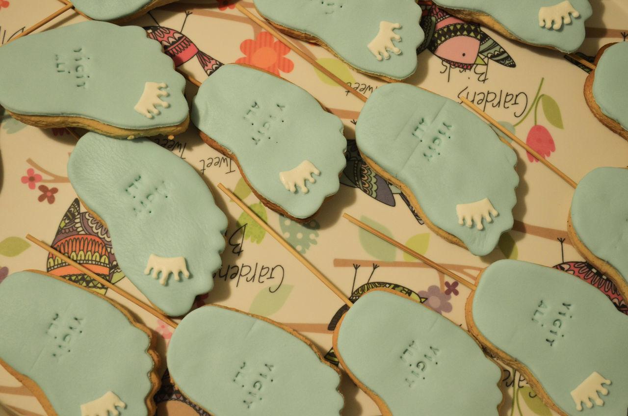 Beautiful stock photos of cookies, Abundance, Biscuit, Blue, Cookie