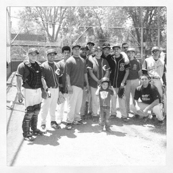 Dream Team <3 Playoffs Baseball Team 2012 idoitfortheratchets iphoneonly iphonegang beast
