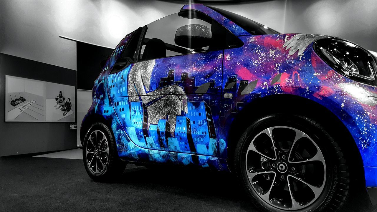 Smart Smartcar Colorexplosion Fullofcolors Selective Color Taking Photos Check This Out Hanging Out Hello World Hi! Enjoying Life Hdr_lovers Hdr_Collection Outoforder My Photography Eyemphotography EyeEm Gallery Closeupshot Carswithoutlimits Amazing Cars Enjoying Life Hello World Lookatthis Hdr_pics Hdrmania