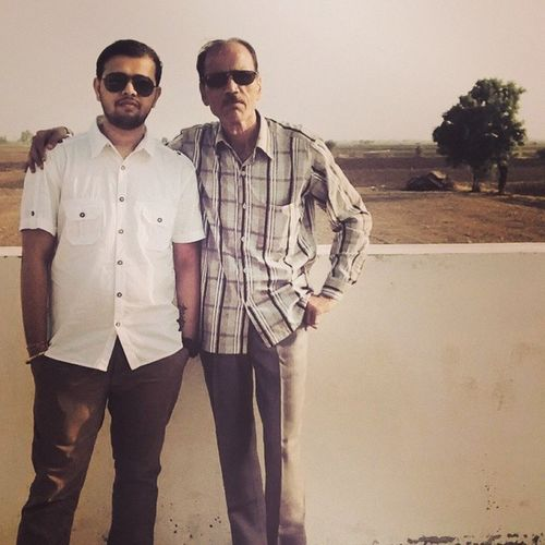 Fathersday Happyfathersday Jamnagar Jamnagarrajkothighway gujarat