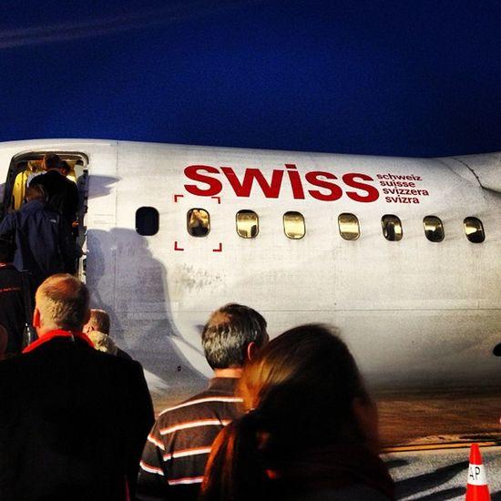 Ab in die #Schweiz #Luzern ich komme! #duesseldorf #airport #swissair Airport Luzern Schweiz Duesseldorf Swissair