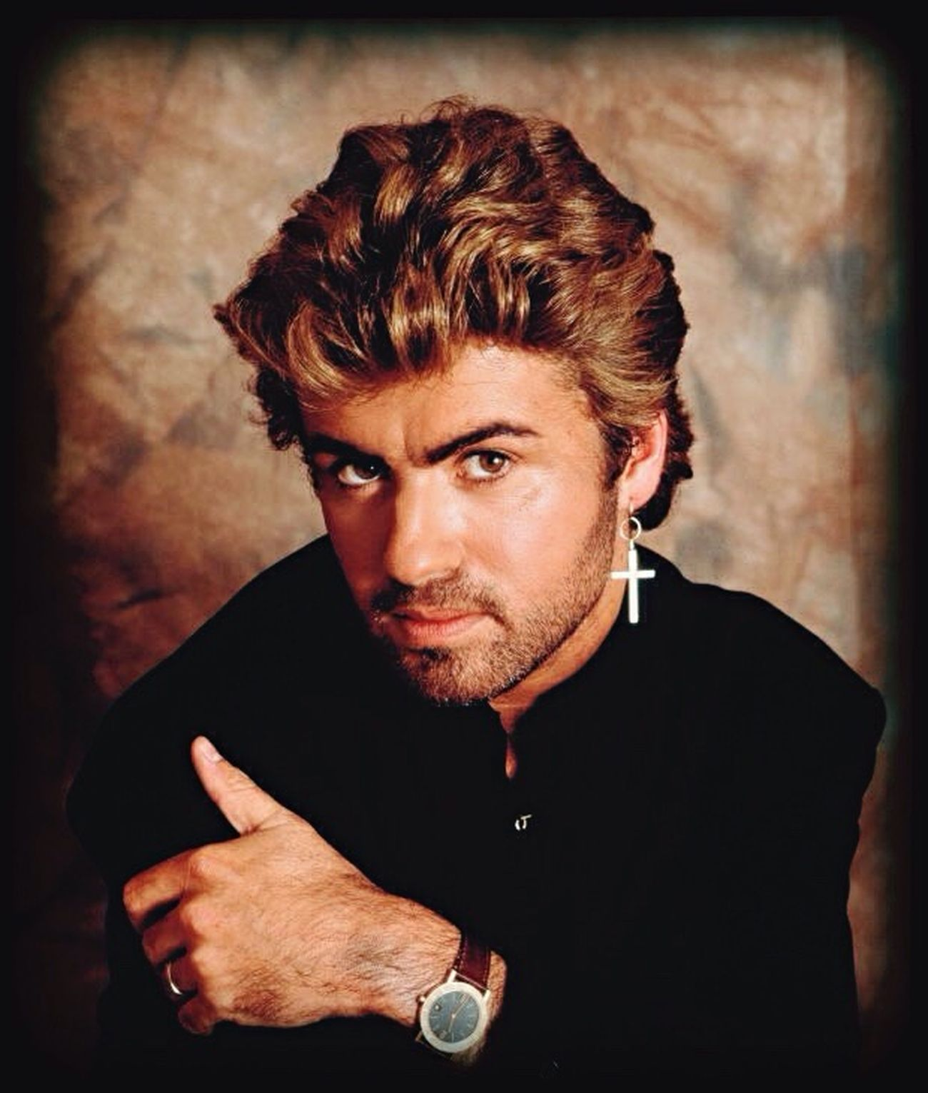 George Michael 💔 George Michael WHAM! Last Christmas 🎄 Rip George ✞