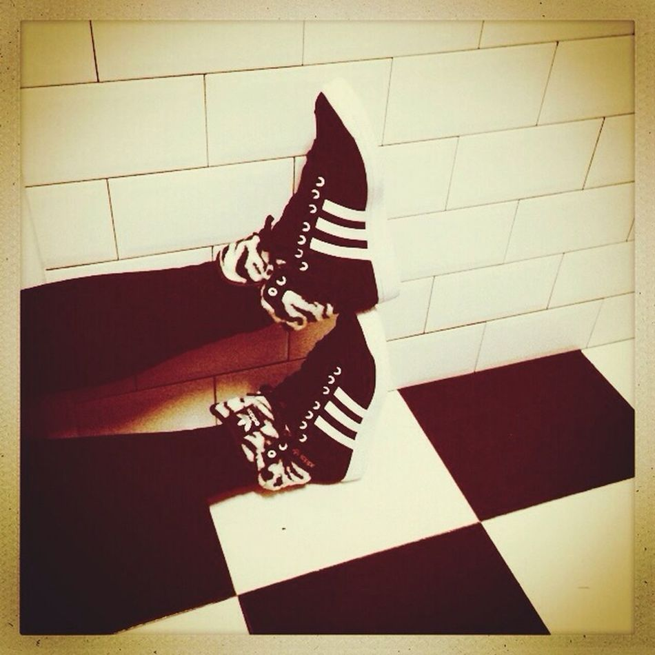 My Adidas Sneakersaddict New Sneakers! Art Is Portable With Caseable