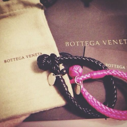 Couple Bottega Veneta Bracelet Love