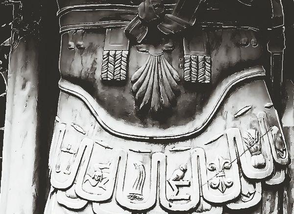 Imperatore Romano Dettagli Simbologia Duralexsedlex Trinacria Triskele Fascinum Villavaragghi Black & White Legione Sicula Antica Roma Sicilia Close Up Pietralavica Nico The Driver Monumento