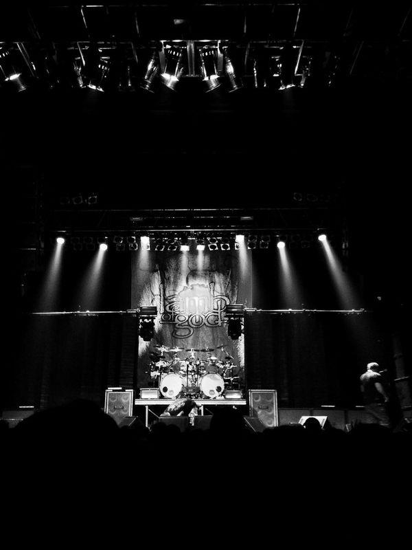 Enjoying Life Details Of My Life Lambofgod Heavymetal