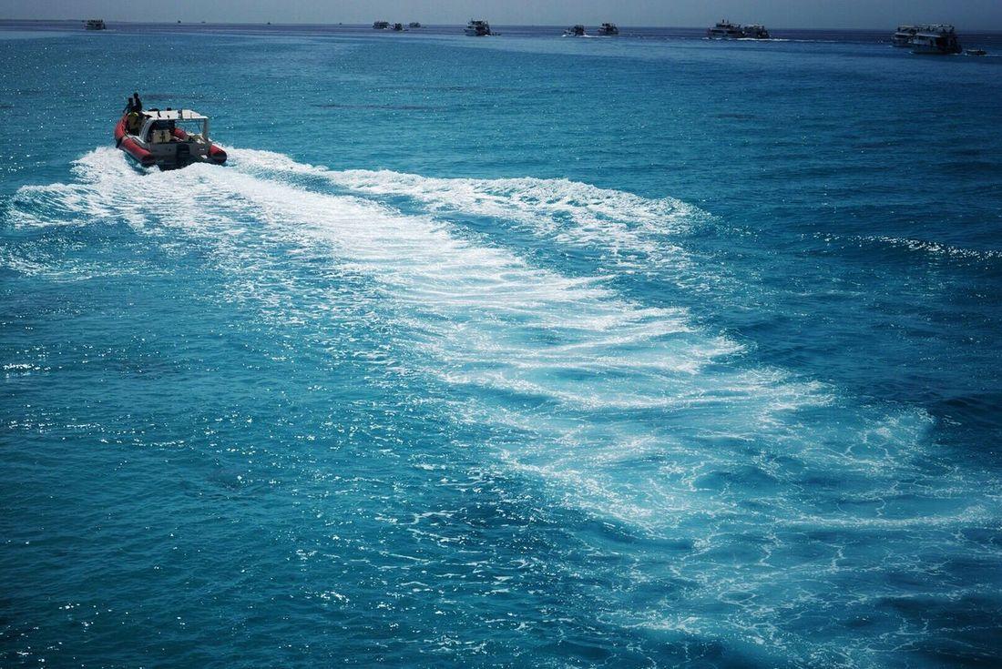 Egypt Red Sea Ghardaqah Paradise Island