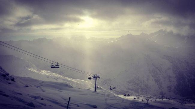 Valmeinier Snow ❄ Skiing ❄ Friends GoFast