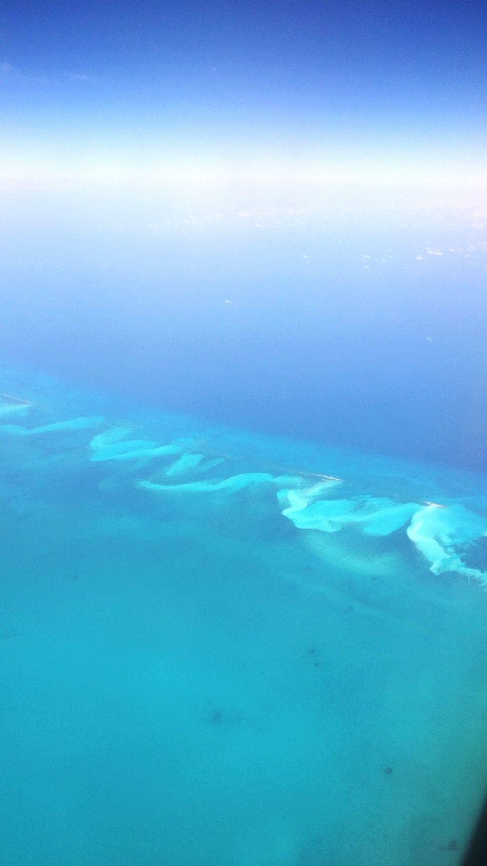 High Above The Caribbean Sea ♡