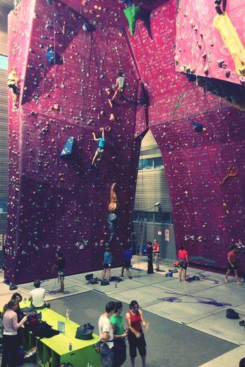 Climbing Climb Sport