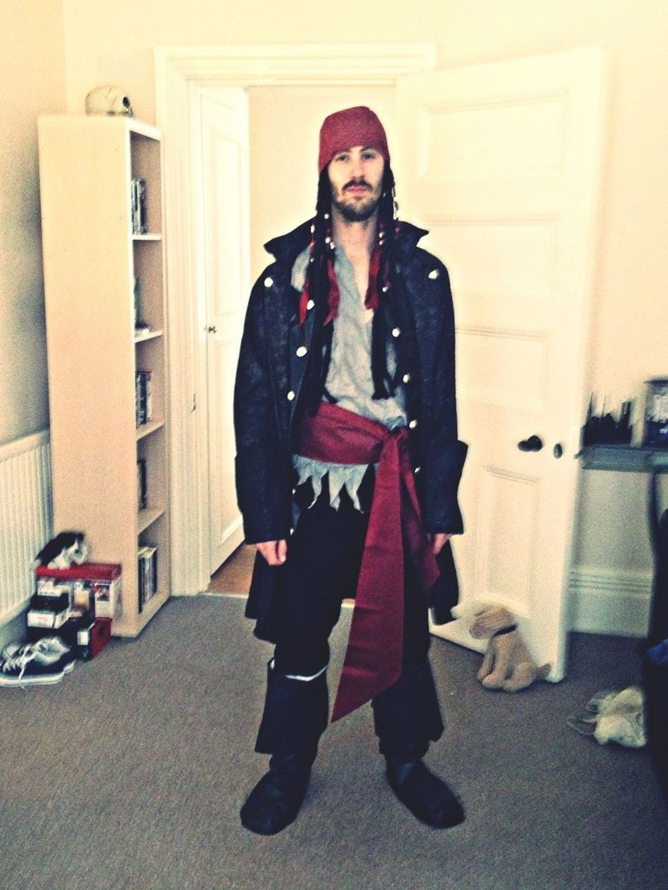 Ready For Pirate Day