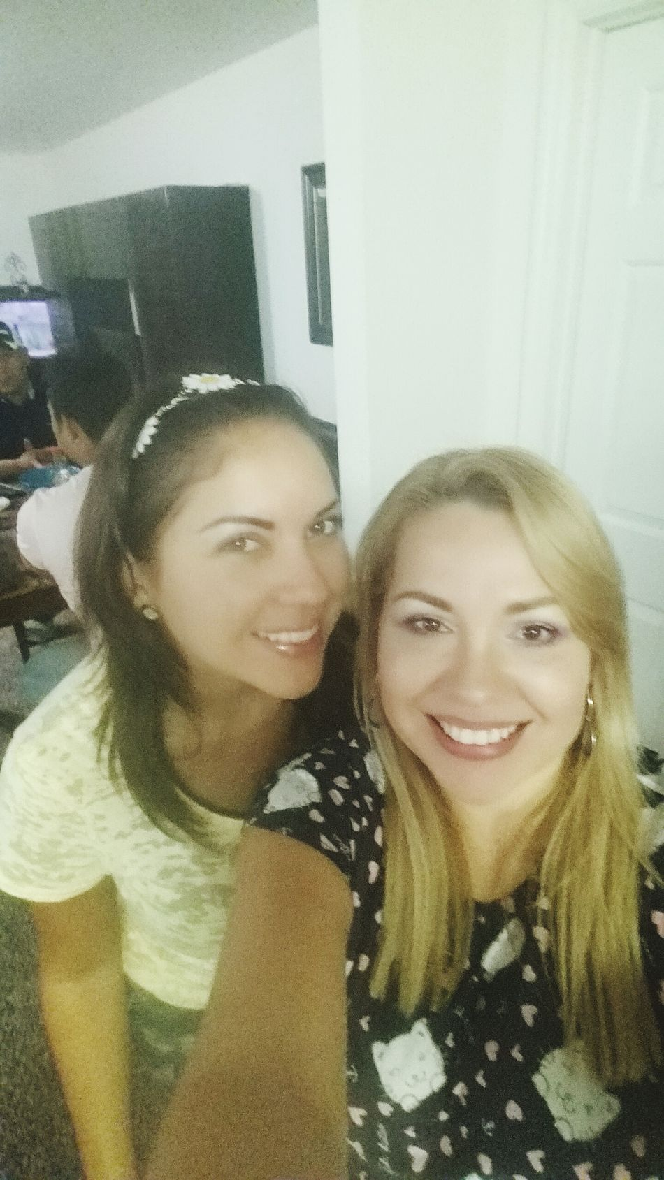 With my sister LoveMySister❤ Women Smile ♥