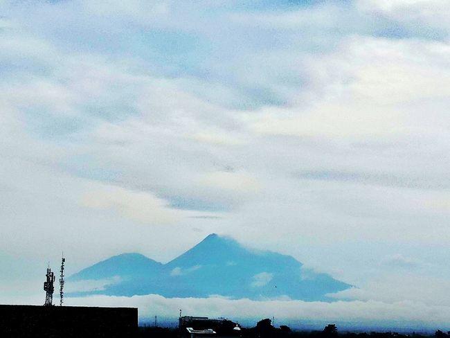 Mt. Merapi View