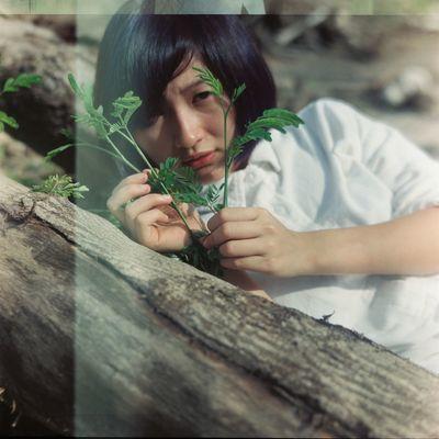 portrait. mamiya c220 EyeEm Best Shots EyeEm Nature Lover Film Filmisnotdead Leaves Mamiya Mamiya C220 Mamiyac220 Portrait