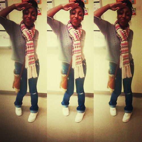 Tell These Hoes To Salute Ah Thugg Bitch .