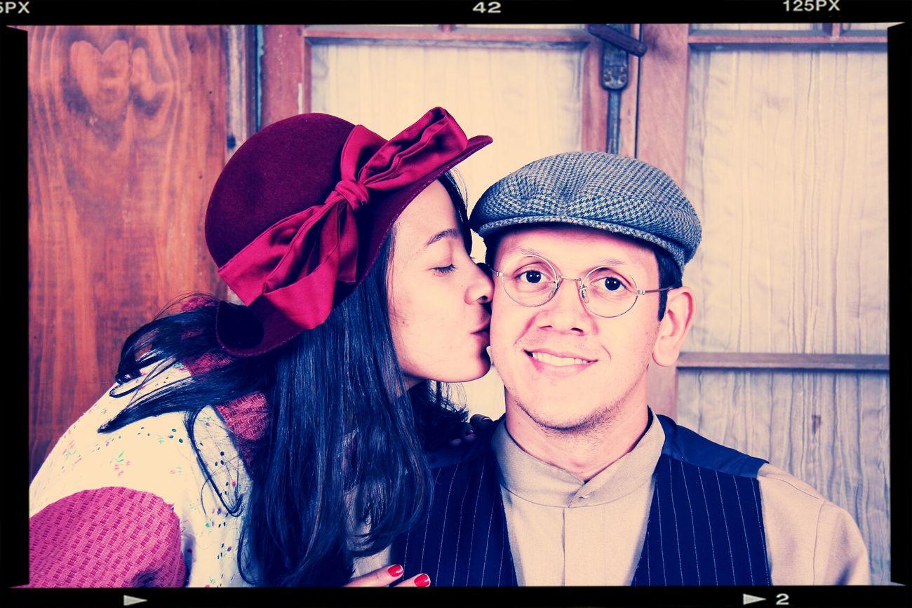 Sr. e Sra Ferreira Fotoantiga ♥
