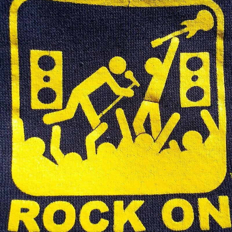 International sign for Rockon Offthehook