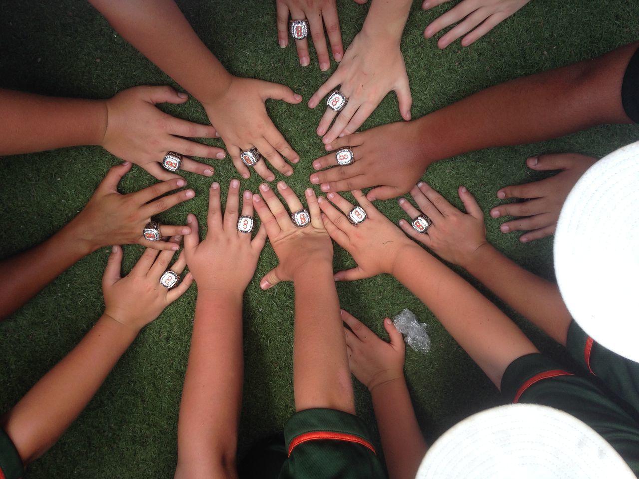 Championship Baseball Teamwork TeamworkMakesTheDreamWork Wanting This!