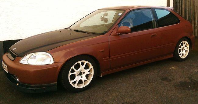 Honda Civic Ej