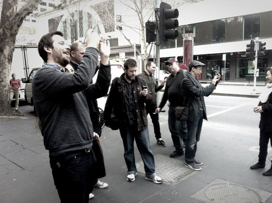 Eyeem Melbourne Meetup at Shark Fin House by imageblocks