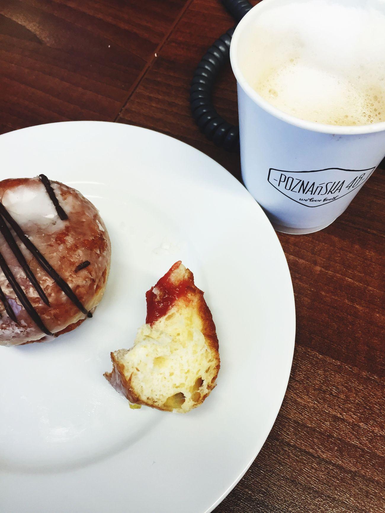 Tlustyczwartek Breakfast ♥ Pączusie