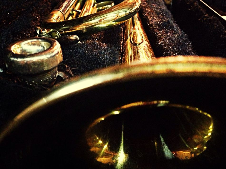 What Does Music Look Like To You? Musical Instruments Brass Music