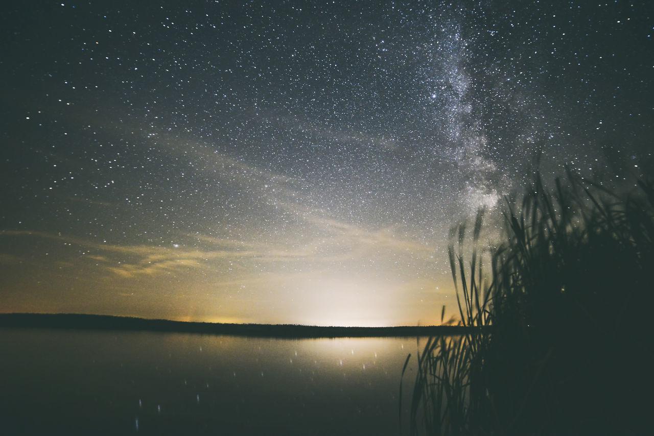 Beautiful stock photos of galaxy, Beauty In Nature, Environment, Idyllic, Nature
