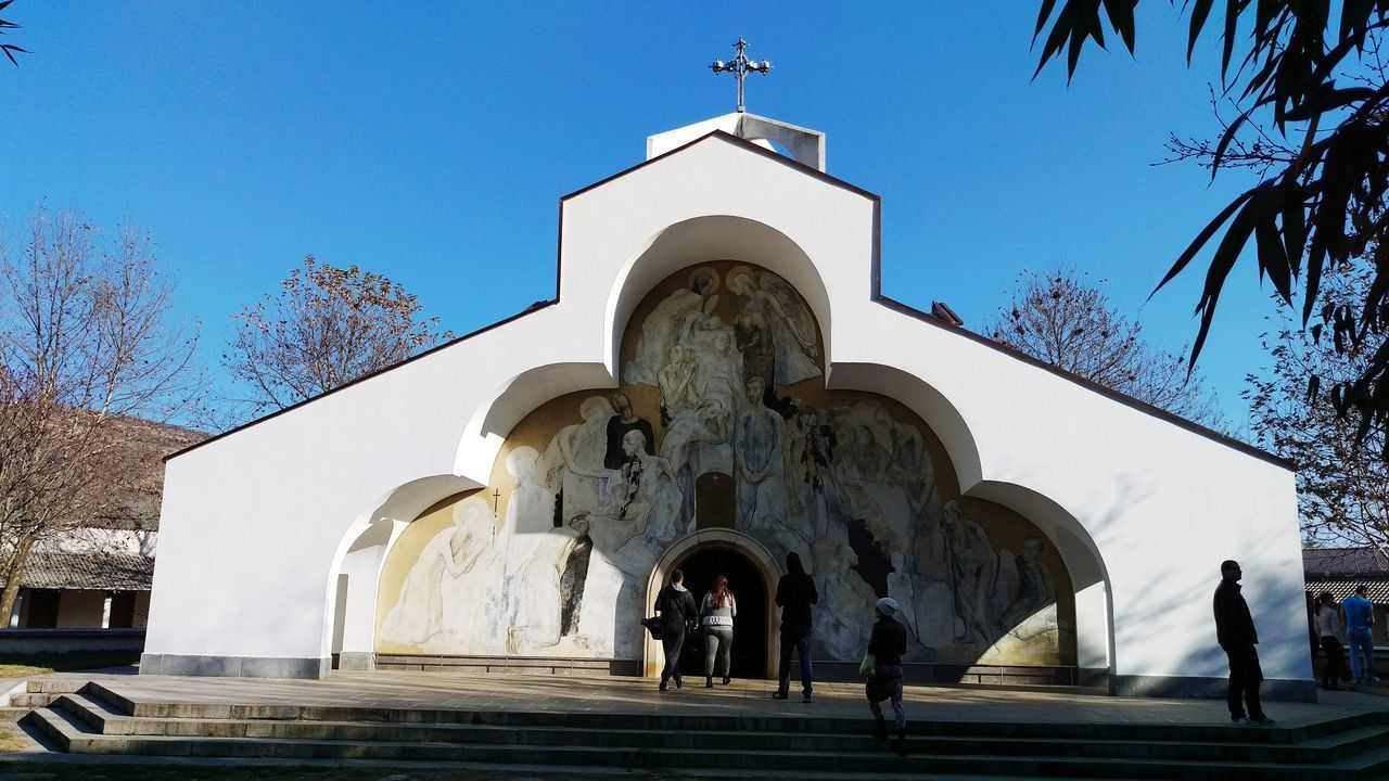 Church Vanga Church Nature Building Exterior Built Structure Spirituality Religion EyeEmNewHere Memorial History Places
