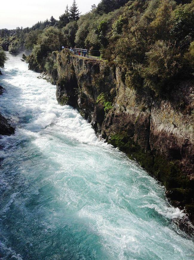 Huka Falls, NZ Huka Falls