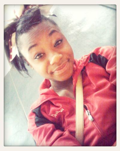 During Cheerleading Competition At Oswego East (: