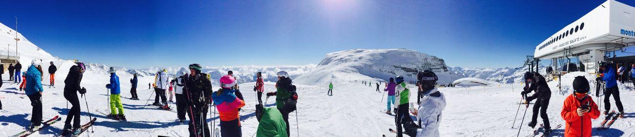 Ski☀️ Alps Love It