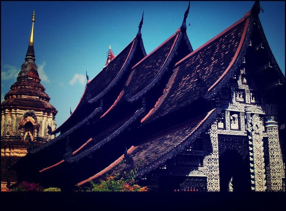 Thai temple Thai Temple Culture Traveling Country Life