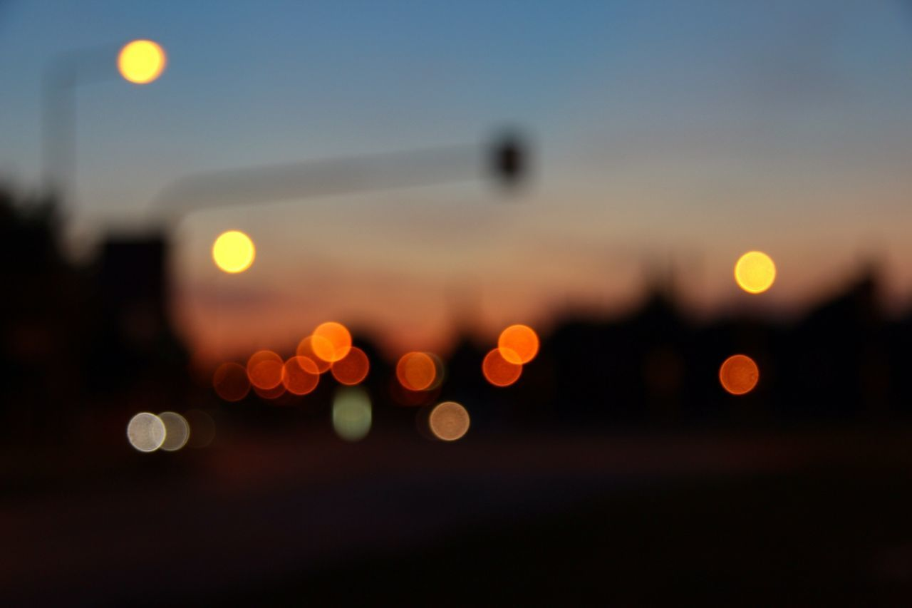 Out of focus. EyeEm Best Shots Sunset_collection Streetphotography City Streets