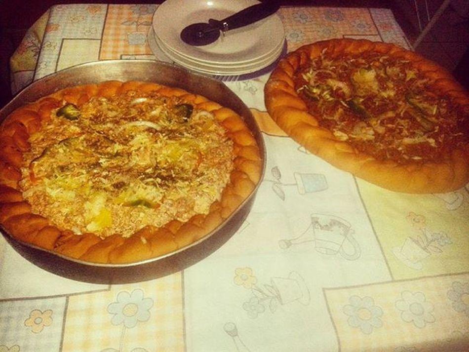Jantinha Pizzasdamamãe Strogonoffdecarne Pizzadecarne