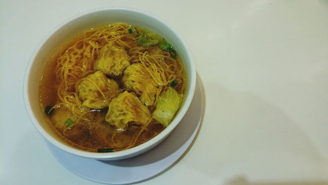 Wanton Noodle Soup What's For Dinner? Chinese Food