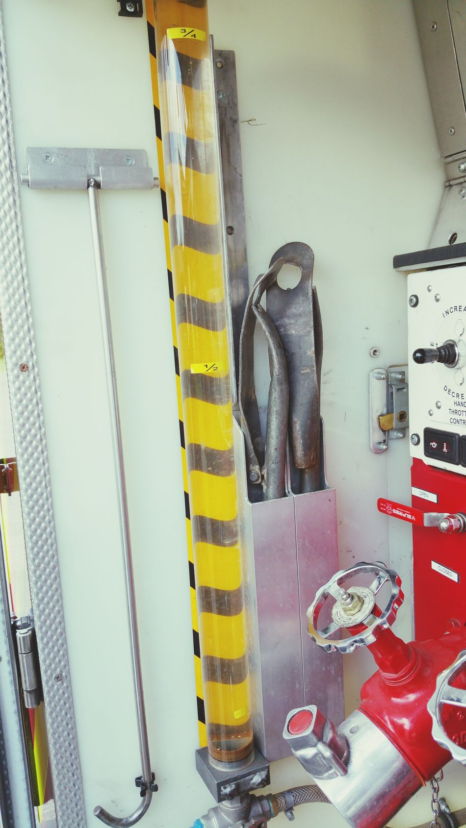 Fire Fighting Equipment Water Level Indicator