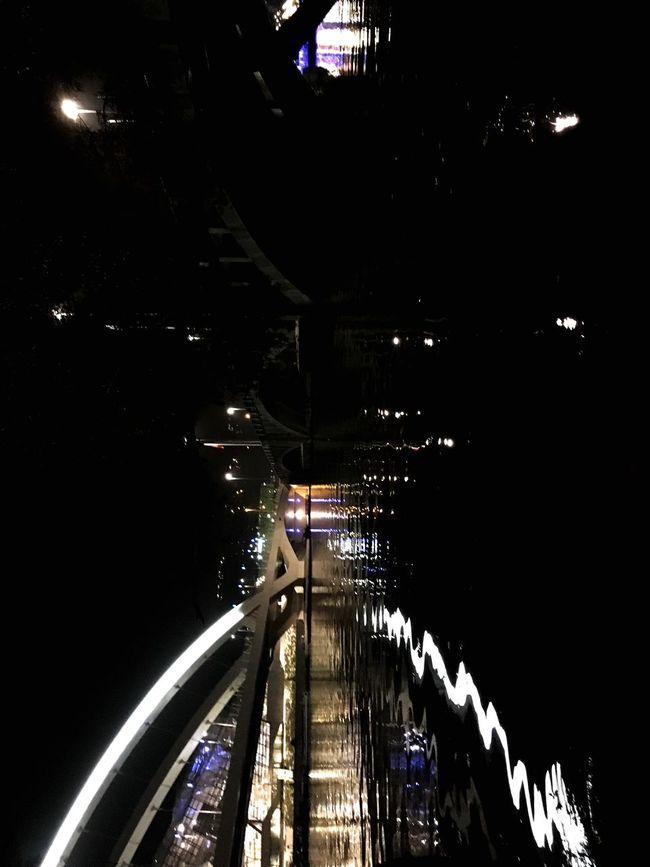 Rhône Night Lights