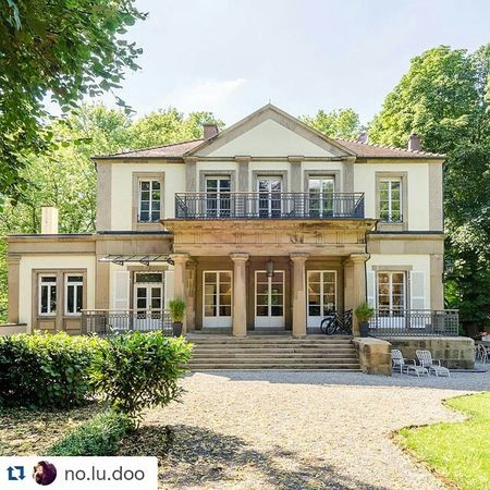 Repost @no.lu.doo ・・・ Hier lässt's sich arbeiten ☺️ Socialmediaagentur Digitalbusiness Heilbronn Villa 🏡