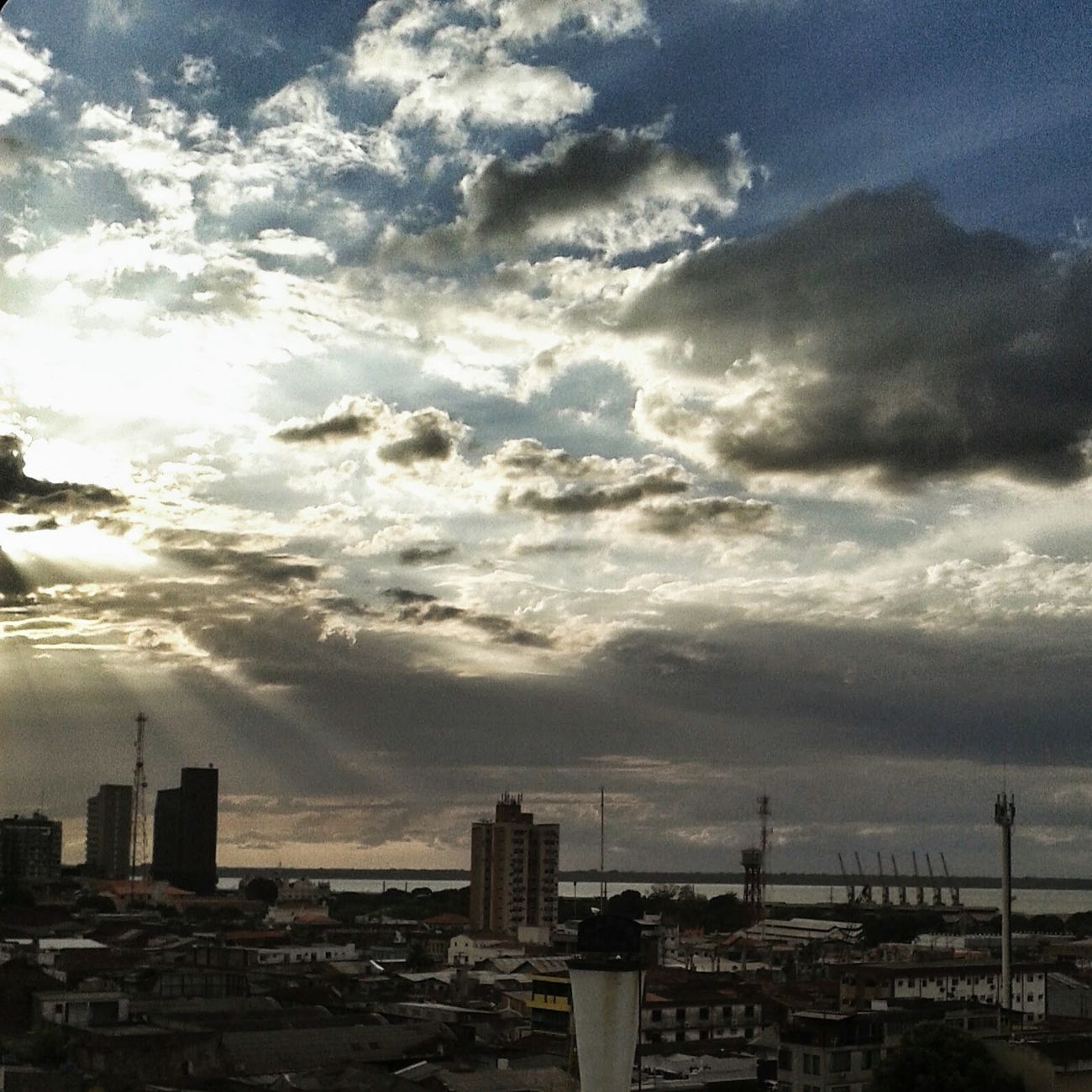 final de tarde From An Airplane Window UrbanSpringFever