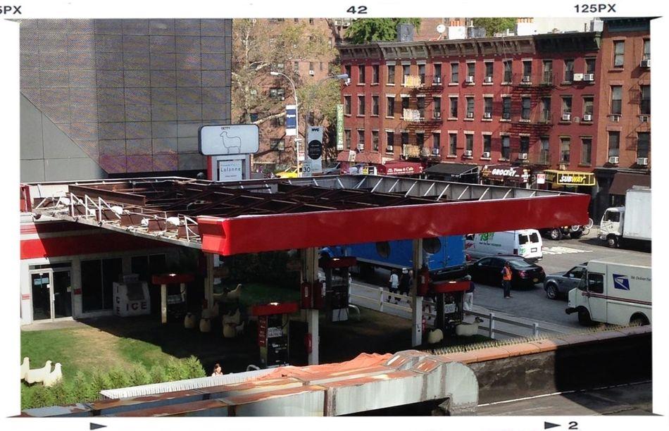 Gettystation NYC UrbanART