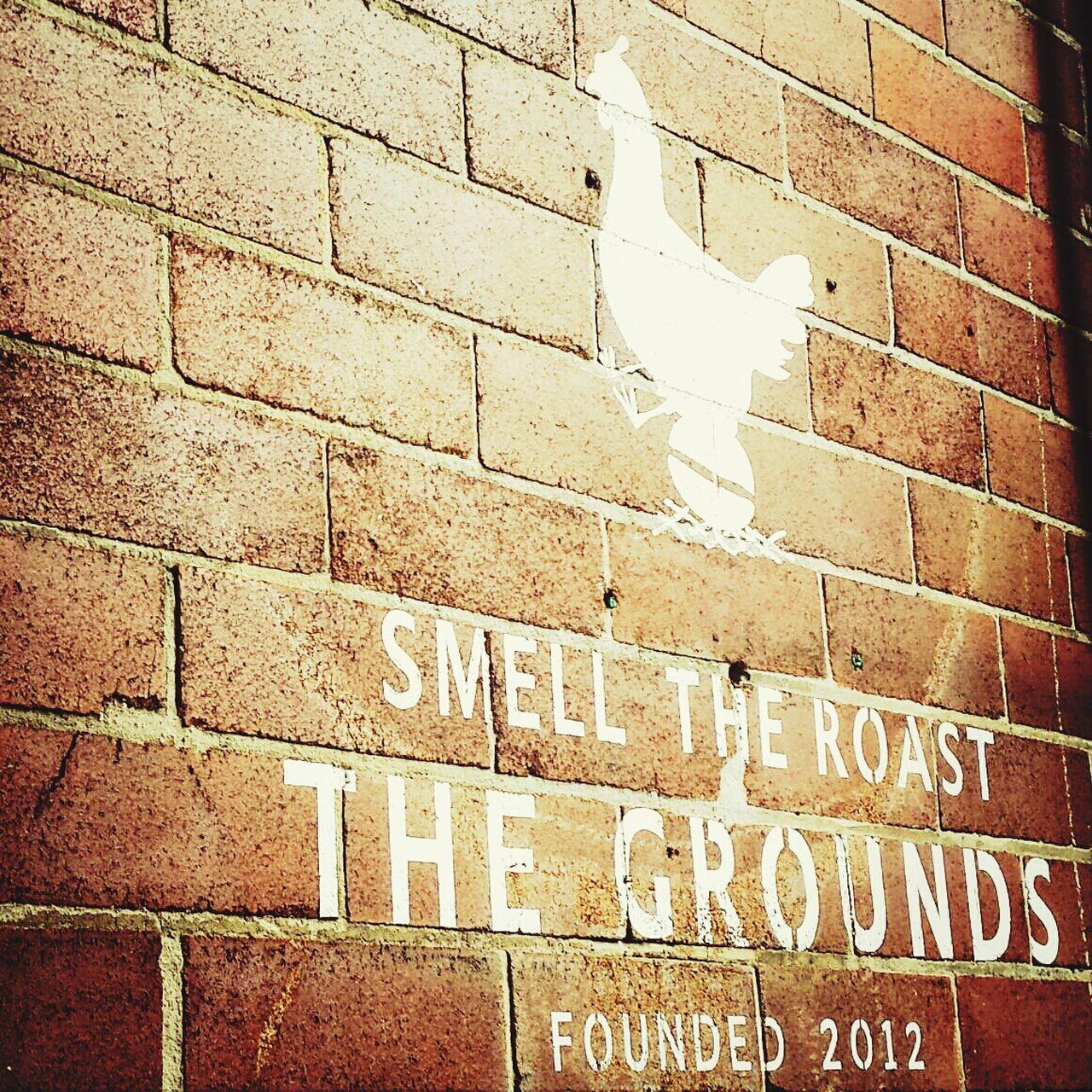 Finally, we meet. Thegroundsofalexandria Coffee